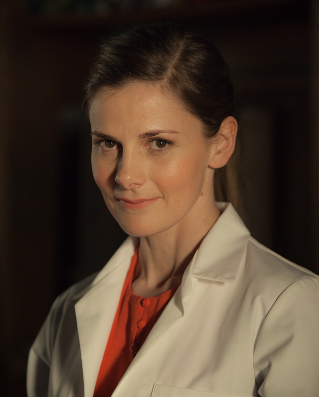 Molly Hooper | Louise Brealey - louise-brealey