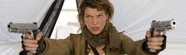 5 -- Resident Evil Extinction