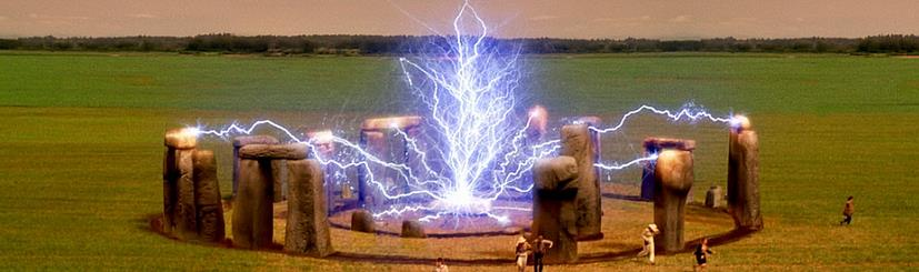 1 -- Stonehenge Apocalypse