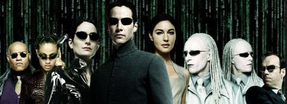 2 -- The Matrix Reloaded