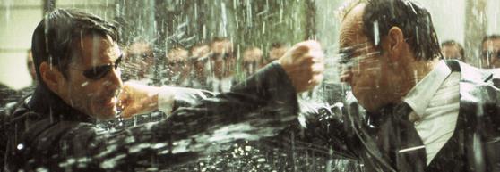 4 -- The Matrix Revolutions