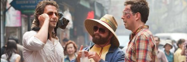 6 -- The Hangover Part 2