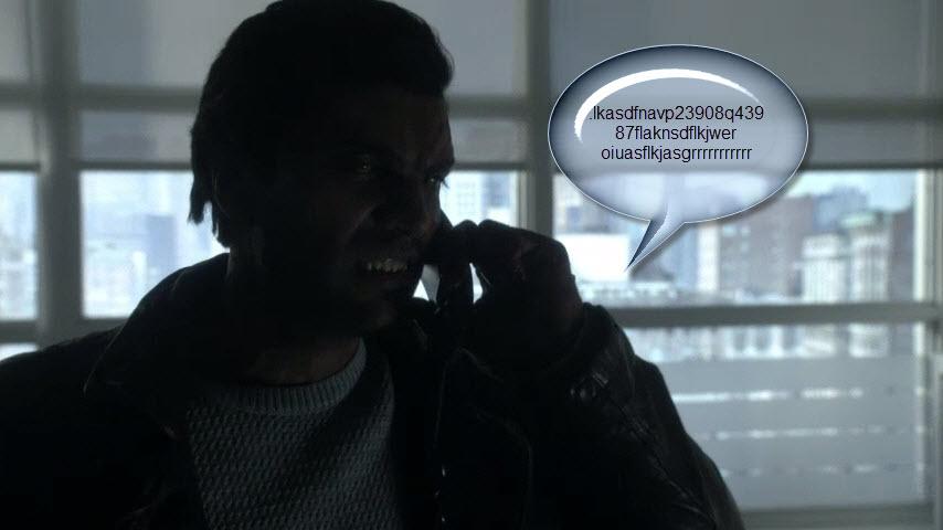 Gabebeast on phone