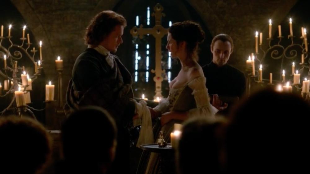 Showcase | Blog - Outlander Recap: 107 'The Wedding'